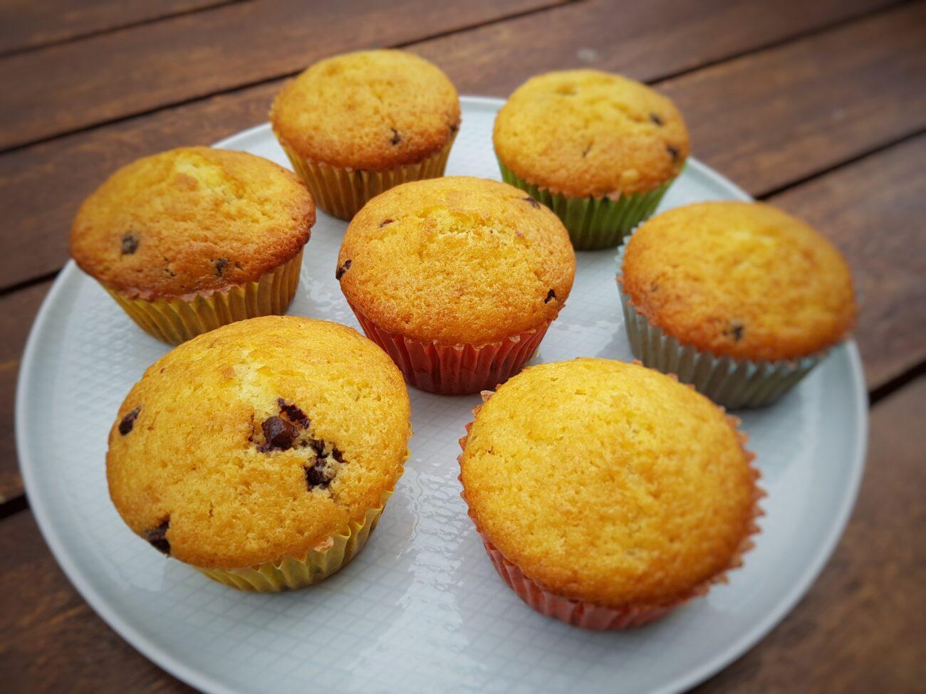 Schnelle Muffins – Perfekt für jeden Kindergeburtstag